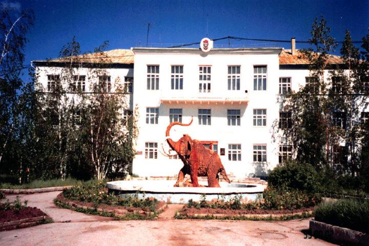 サハ共和国マンモス研究所